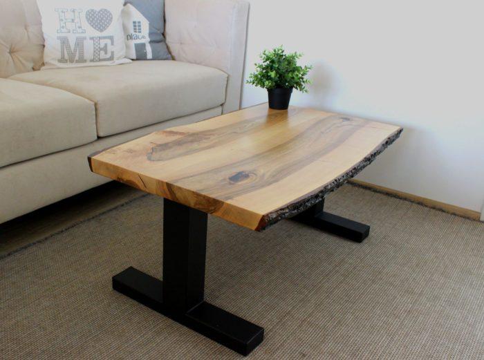 bard walnut nature massive wood table quality handmade tauruswood